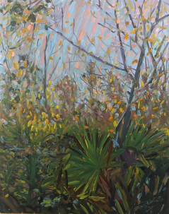 Palmetto Trail Study #4