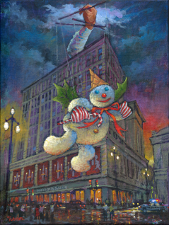 """Mr. Bingle—A Miracle on Canal Street"""