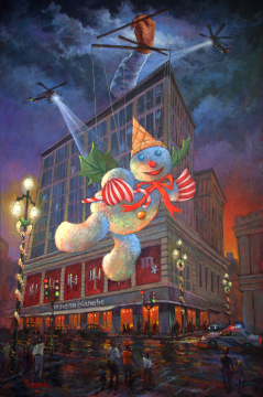 Mr. Bingle—A Miracle on Canal Street
