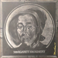 Portrait of Margaret Haughery