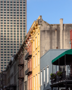 NOLA Old/New Geometry