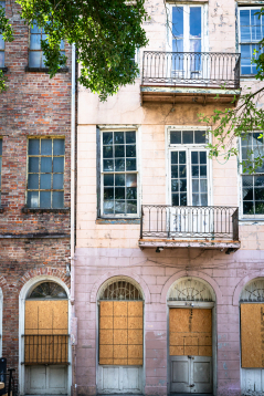 French Quarter Facades