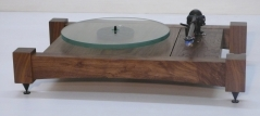 Audiowood The Big Easy Turntable