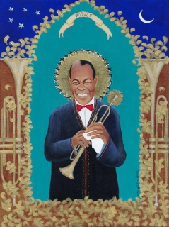 Pops (Louis Armstrong) | Limited Edition Print