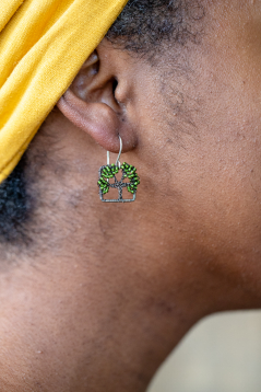Live Oak Earrings