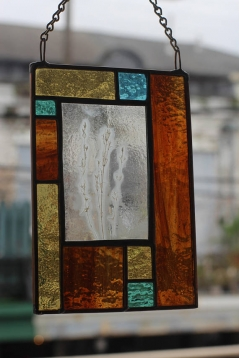 Stained Glass with Thyme
