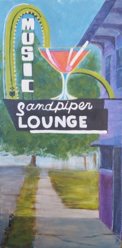 The Sandpiper Lounge on Louisiana