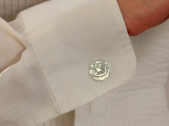 Crescent City Cuff Links