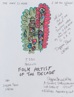 Taurus Da Bull Presents: Folk Artist of the Decade