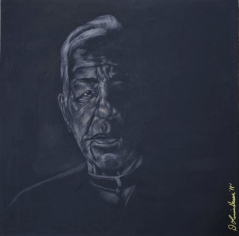 A Portrait of Brother Martin Hernandez