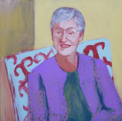 A Portrait of Diana Lewis