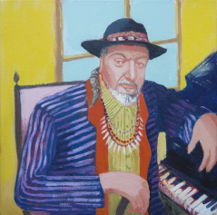 A Portrait of Dr. John - High Quality Print