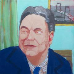 A portrait of Hale Boggs
