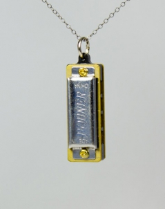 Music Master Necklace