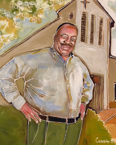 Reverend Fred Luter