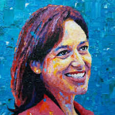 300 for 300: Karen DeSalvo / Main Image