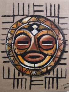 African Mask / Main Image