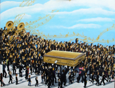 Secondline Funeral / Main Image