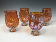 Handblown Glass Tumbler / Main Image