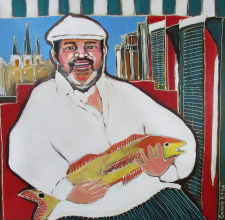Chef Paul Prudhomme / Main Image