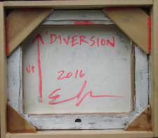 Diversion reverse with frame