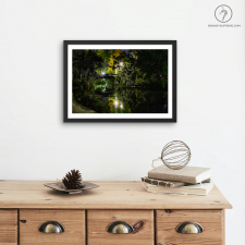 Framed Print of Dreamscape