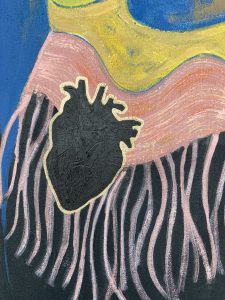 Twin Flame (detail)