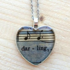 Darling Heart Necklace / Main Image