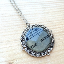 Music of the Moon Necklace