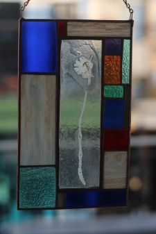 Ranunculus Stained Glass  / Main Image