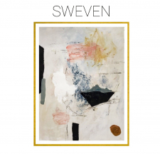 Sweven - Mixed Media Abstract on Watercolor Paper - Original / Main Image