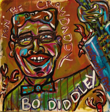 Bo Diddley / Main Image