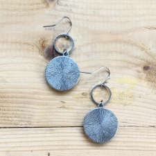 June Night Dangle Earrings