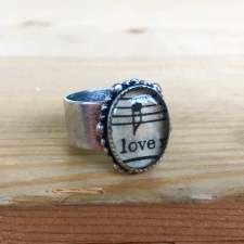 Musical Love Ring / Main Image