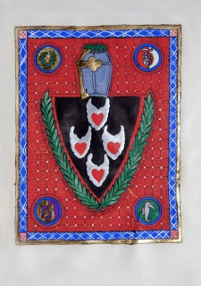 Coat Of Arms Display/ product view