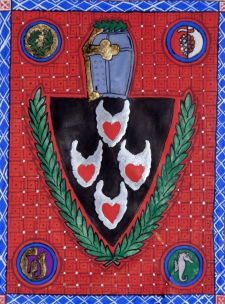 Coat Of Arms Display  / Main Image