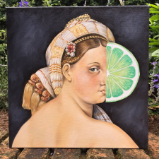Lime Odalisque / Main Image