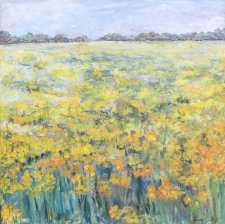 Field of Yellow Flowers  IV / Main Image