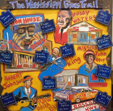 Mississippi Blues Trail / Main Image