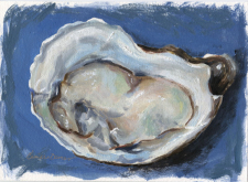 Oyster Painting / Main Image