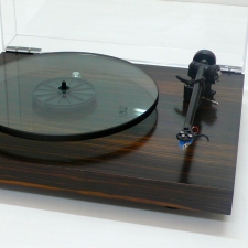 Audiowood El Blocko Turntable (Macassar)