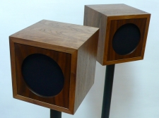 Audiowood El Boxo Uno Speakers