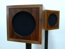 Audiowood El Boxo Uno Speakers / Main Image