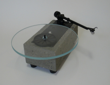 Audiowood El Chunko Turntable / Main Image