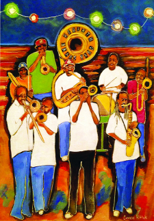 Rebirth Brass Band / Main Image
