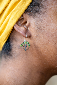 Live Oak Earrings / Main Image