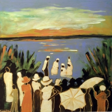 Sunset Baptism / Main Image