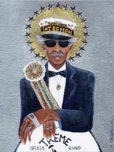 Uncle Lionel limited edition fine art print / Main Image
