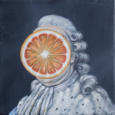 Orange Head Louis XVI / Main Image