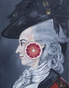 Blood Orange Copley II / Main Image
